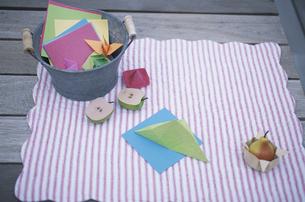 折り紙の写真素材 [FYI03231378]