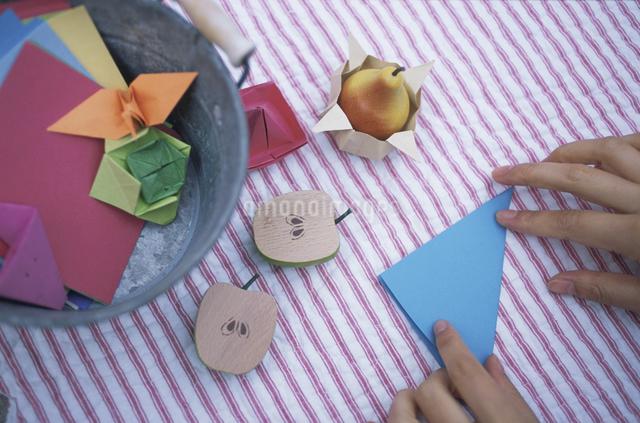 折り紙の写真素材 [FYI03231383]