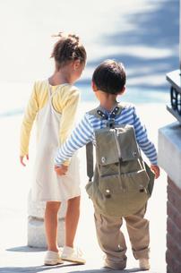 日本人の男の子と女の子の写真素材 [FYI03232018]