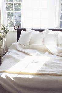 ベッドルームのインテリアの写真素材 [FYI03233192]