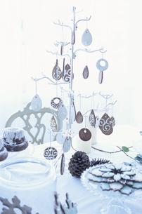 クリスマスの飾りの写真素材 [FYI03233209]