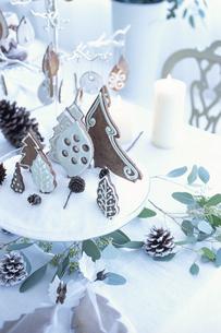 クリスマスの飾りの写真素材 [FYI03233212]