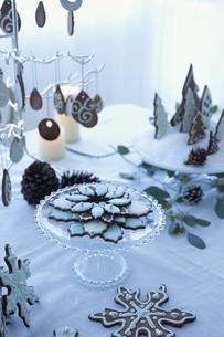 クリスマスの飾りの写真素材 [FYI03233221]