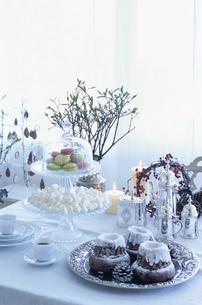 クリスマスの飾りの写真素材 [FYI03233222]