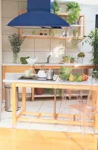 キッチンイメージの写真素材 [FYI03233900]