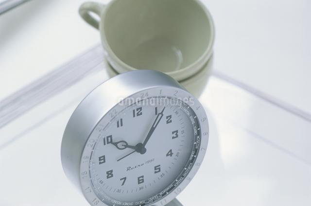 時計の写真素材 [FYI03233957]