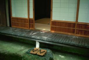 縁側 京都の写真素材 [FYI03234955]