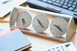 時計の写真素材 [FYI03235370]