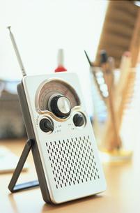 ラジオの写真素材 [FYI03235372]