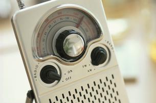 ラジオの写真素材 [FYI03235409]