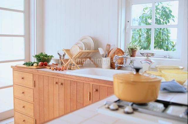 キッチンとキッチン用品の写真素材 [FYI03235412]