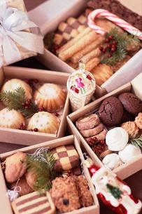 クッキーの写真素材 [FYI03235454]