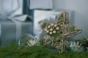 クリスマスイメージの写真素材 [FYI03235571]