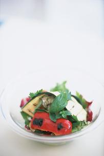 野菜サラダの写真素材 [FYI03235927]