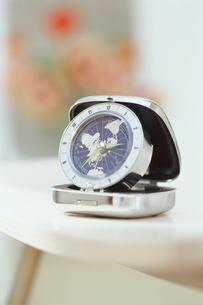 携帯用の世界時計の写真素材 [FYI03235973]