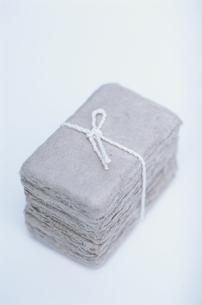 紙の束の写真素材 [FYI03236428]