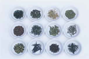 中国茶各種の写真素材 [FYI03236490]