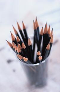 鉛筆の写真素材 [FYI03236873]