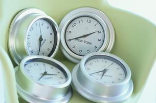 時計の写真素材 [FYI03236965]