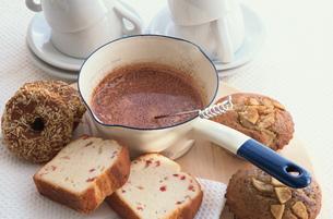 朝食イメージの写真素材 [FYI03237021]