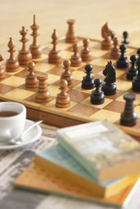 チェスセットの写真素材 [FYI03237109]