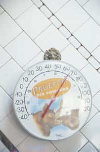 湿度計の写真素材 [FYI03237118]