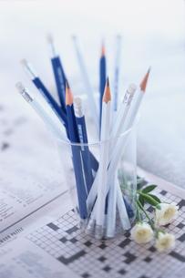 鉛筆の写真素材 [FYI03237220]