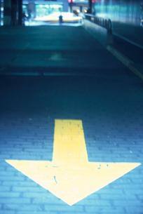 NYの道の写真素材 [FYI03237428]