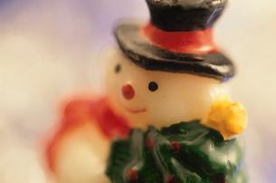 雪だるまの写真素材 [FYI03237455]