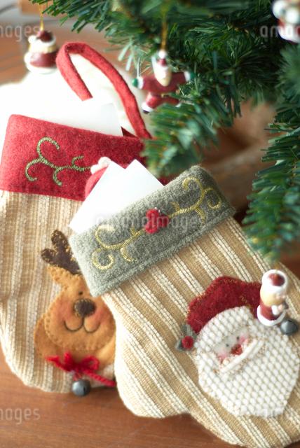 クリスマスイメージの写真素材 [FYI03238482]