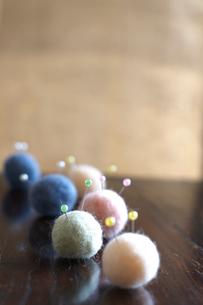 カラフルな綿の写真素材 [FYI03238509]