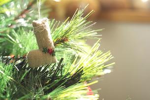 クリスマスオーナメントの写真素材 [FYI03238624]