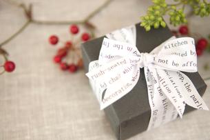 クリスマスプレゼントの写真素材 [FYI03238625]