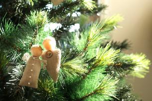 クリスマスオーナメントの写真素材 [FYI03238634]
