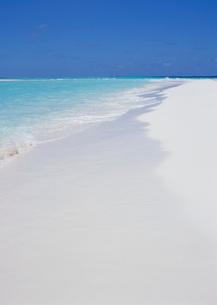 南の島のビーチの写真素材 [FYI03238815]