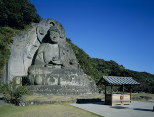 日本寺大仏の写真素材 [FYI03239003]