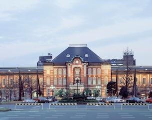 東京駅の写真素材 [FYI03239069]