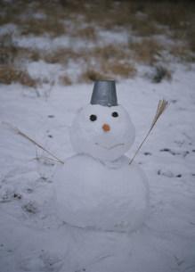 雪だるまの写真素材 [FYI03239589]