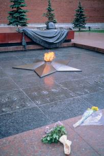 無名戦士の墓の写真素材 [FYI03240477]