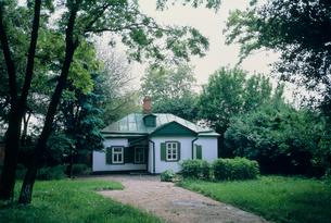 チェーホフの生家の写真素材 [FYI03240481]