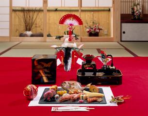 おせち料理の写真素材 [FYI03240503]