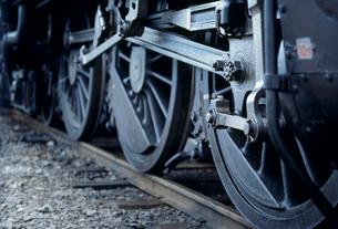 SL C11の車輪の写真素材 [FYI03241144]