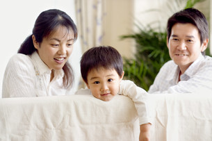 家族の写真素材 [FYI03241232]