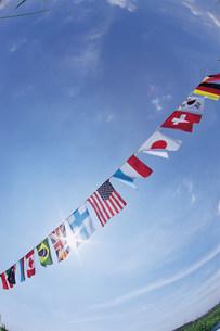 万国旗の写真素材 [FYI03241663]