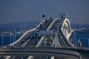 東京湾アクアラインの写真素材 [FYI03243303]