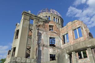 原爆ドームの写真素材 [FYI03243347]