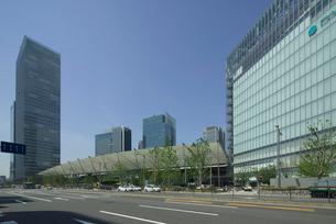 東京駅八重洲口の写真素材 [FYI03243403]