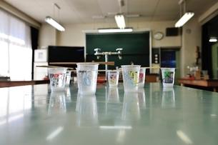 小学校の理科室の写真素材 [FYI03243939]