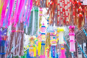七夕祭りの写真素材 [FYI03244620]