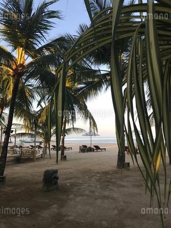 バリ島 ビーチの写真素材 [FYI03245979]